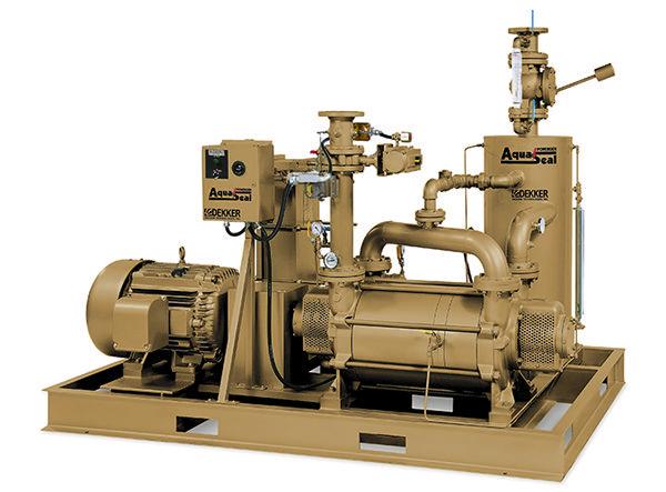 DEKKER - Condenser Exhausting Vacuum System AquaSeal PowerGen