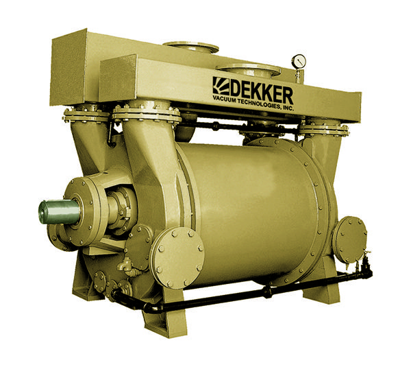 DEKKER - Fly Ash Conveying Vacuum System Maxima-K