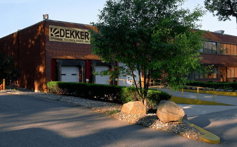 DEKKER - Dekker Vacuum Technologies, Inc. - Contact Page Image